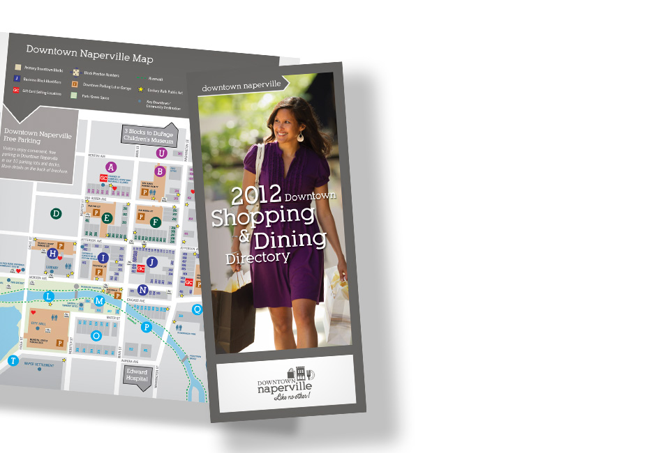 DNA - shopping guide
