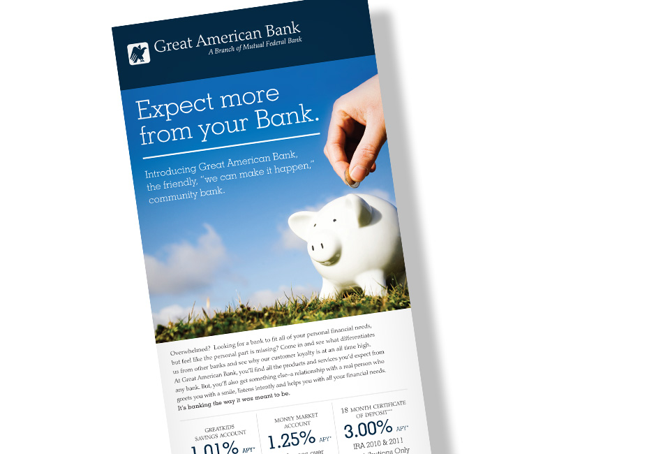 great american bank ad