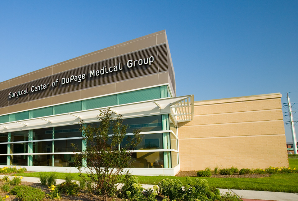 surgical center of DMG