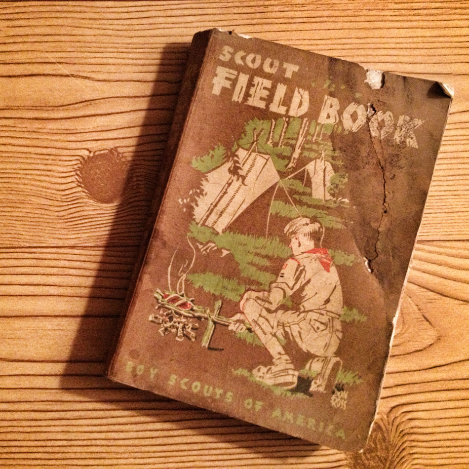 scout field book-keithmtb